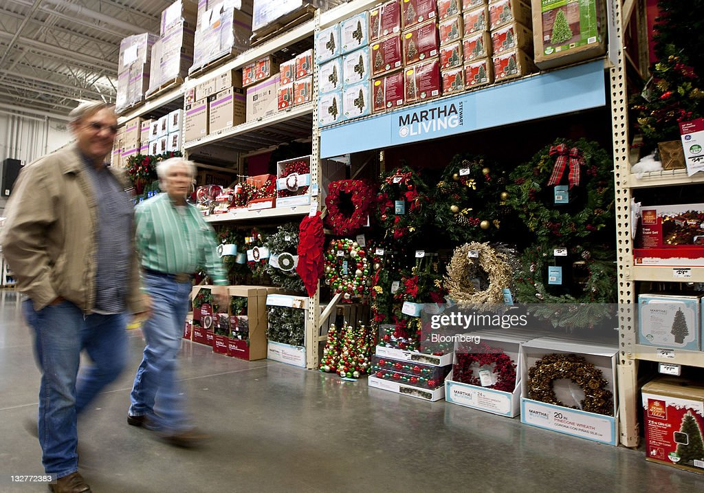 Home Depot Announces Earnings Photos and Images | Getty Images
