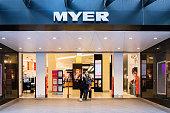 AUS: Myer Closes All Australian Stores As Coronavirus Crisis Takes Toll On Retail