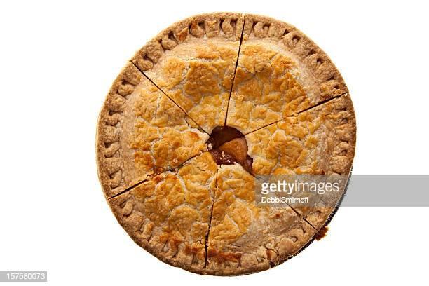 Cut Apple Pie