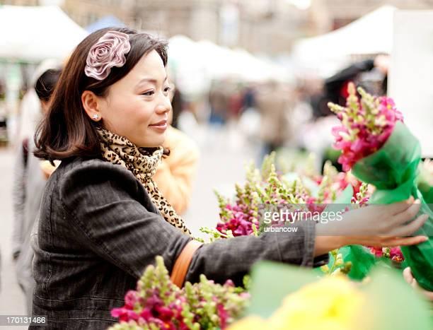Di mercato dei fiori, New York City