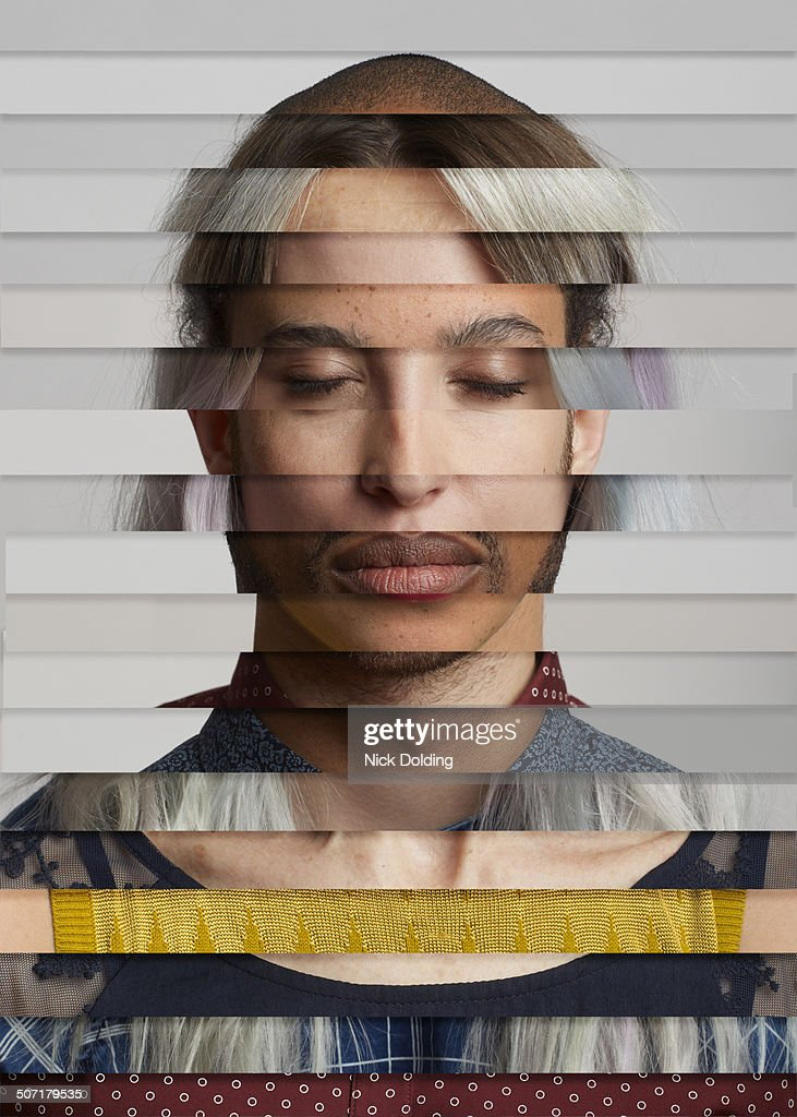 Cut Up 10 : Stock Photo