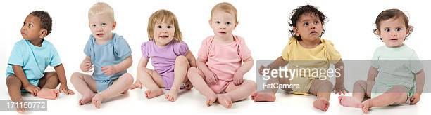 Niedliche Babys