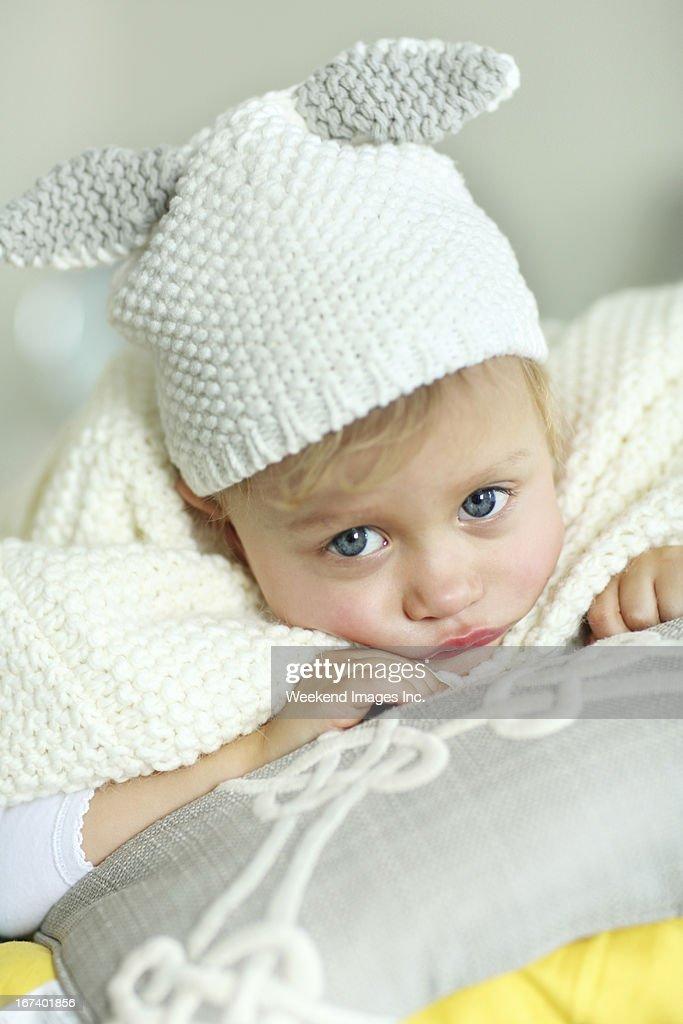 Cute baby : Stock Photo