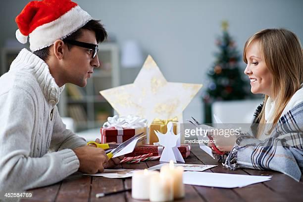 Süße Christmas craft