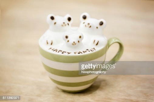 Cute Cup Of Coffee Stock Photo Getty Images