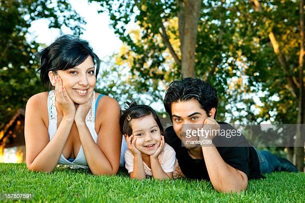 Engraçado Retrato de família