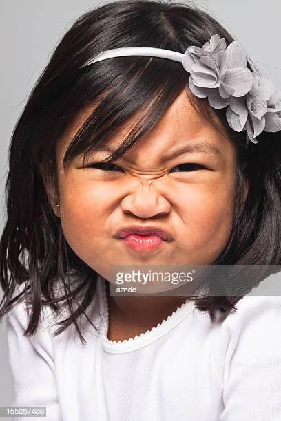 Süße Philippinischer Mädchen