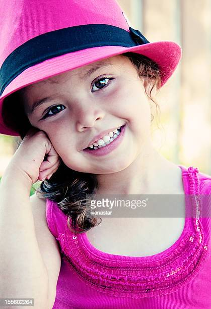 Adorable Four Year Boy With Big Blue Eyes Stock Image: Beautiful Mexican Girls Stock Photos And Pictures