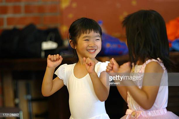 Cute Girl Dancer