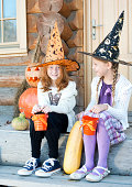 Cute little witch's