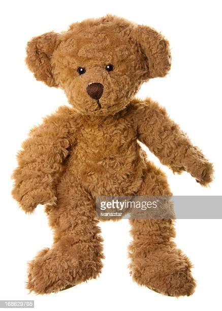 Adorable ours en peluche debout