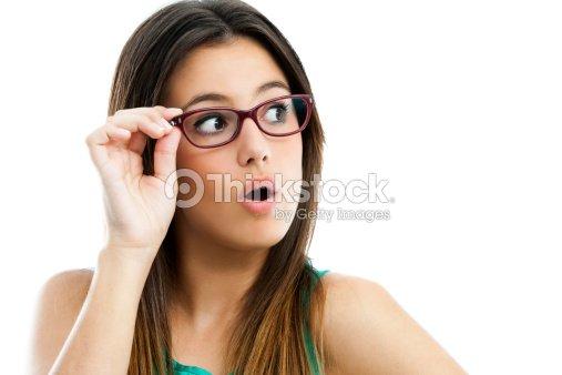 cute girl glasses wallpaper - photo #41