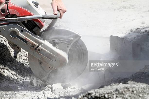 Il taglio cemento