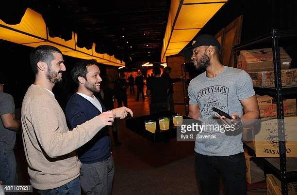 Cutty Sark Prohibition Edition Launch Event on April 2 2014 in Brooklyn United States