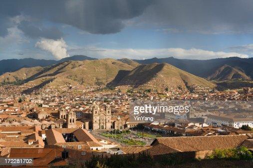 Cuzco Afternoon