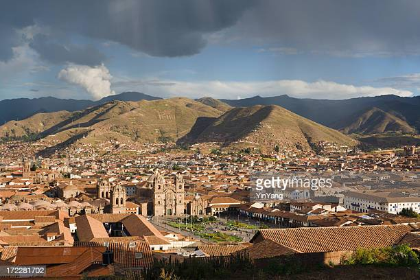 Cuzco Afternoon