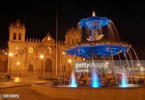 Cuzco, Peru - Plaza de Armas