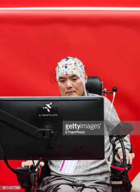 Cybathlon, the first 'Cyborg Olympics' in Kloten, Switzerland