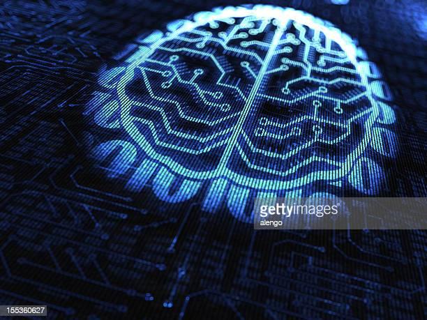 Cyber Gehirn