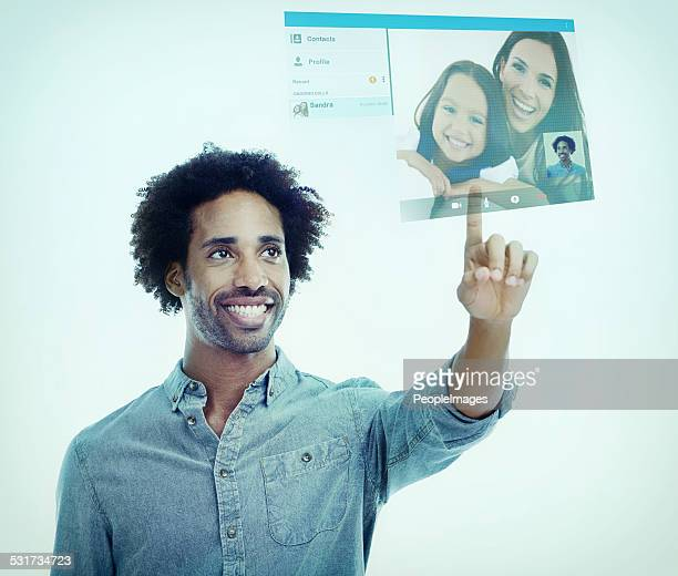 Cyber socializing
