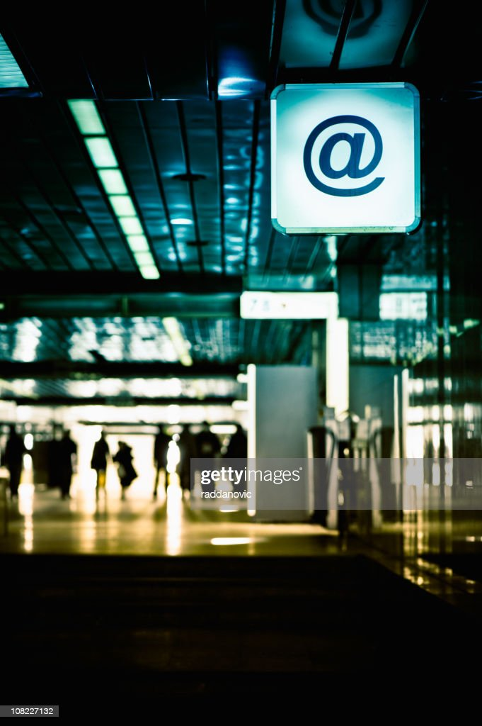 Cyber space : Stock Photo