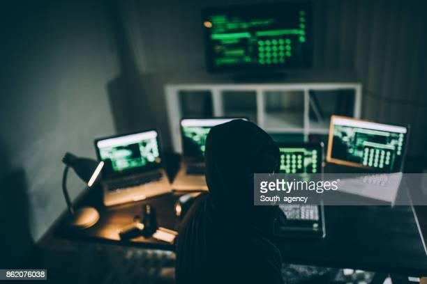 Cyber terrorism in motion