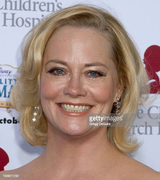 Cybill Shepherd during 'Runway For Life' Benefiting St Jude Children's Research Hospital Sponsored by Disney's 'The Little Mermaid' DVD and The...