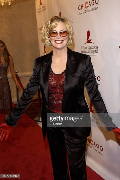 Cybill Shepherd during St Jude Runway For Life Red Carpet at Beverly Hilton Hotel in Beverly Hills California United States
