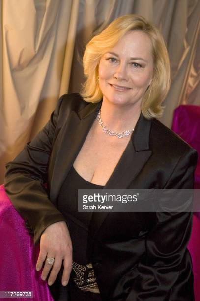 Cybill Shepherd during Texas Film Hall of Fame Awards at Austin Studios in Austin Texas United States