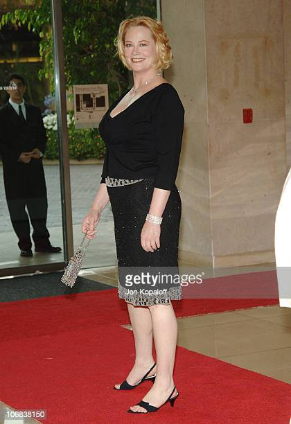 Cybill Shepherd during Women in Film Presents Fusion The 2005 Crystal Lucy Awards An Evening Celebrating Partnership at The Beverly Hilton in Los...