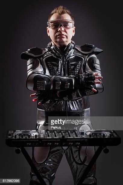 Cyborg DJ