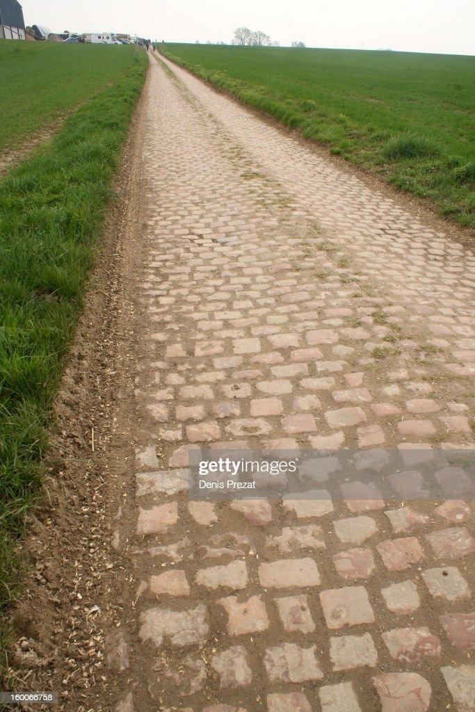 Paris - Roubaix Secteur pavé de Viesly