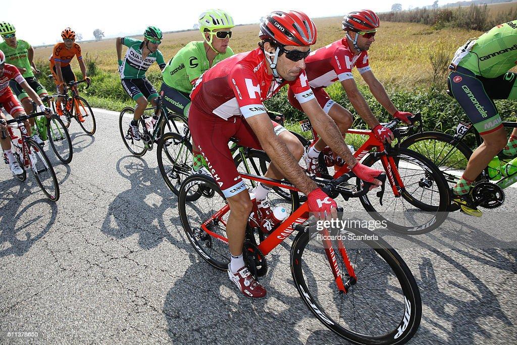 100th Giro del Piemonte 2016 Alberto LOSADA (ESP)/ Diano d'Alba - Aglie (207Km)/ Tim De WaeleRS/Tim De Waele/Corbis via Getty Images)