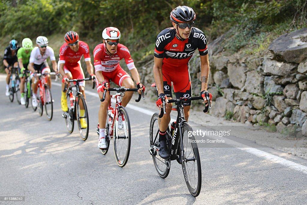 100th Giro del Piemonte 2016 Damiano CARUSO (ITA)/ Diano d'Alba - Aglie (207Km)/ Tim De WaeleRS/Tim De Waele/Corbis via Getty Images)