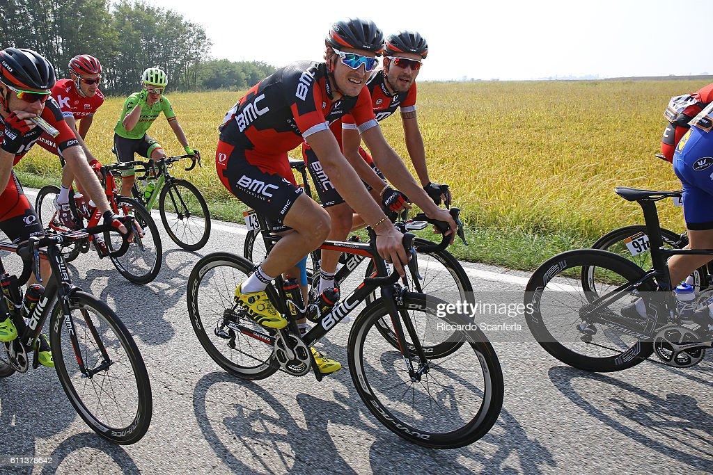 100th Giro del Piemonte 2016 Marcus BURGHARDT (GER)/ Diano d'Alba - Aglie (207Km)/ Tim De WaeleRS/Tim De Waele/Corbis via Getty Images)