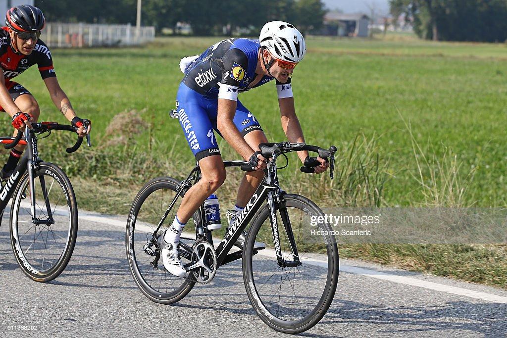 100th Giro del Piemonte 2016 Pieter SERRY (BEL)/ Diano d'Alba - Aglie (207Km)/ Tim De WaeleRS/Tim De Waele/Corbis via Getty Images)