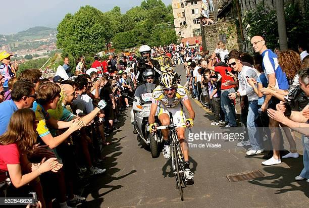 'Cycling 100th Giro d'Italia 2009 / Stage 8 SIUTSOU Kanstantsin / BERGAMO ALTA / Morbegno Bergamo / Tour of Italy / Tour Italie / Ronde van Italie /...