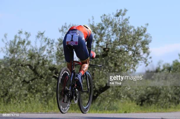 100th Tour of Italy 2017 / Stage 10 Vincenzo NIBALI / Foligno Montefalco 451m / Giro / Individual Time Trial / ITT /
