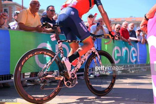 100th Tour of Italy 2017 / Stage 12 Special Merida Bike / Vincenzo NIBALI / Forli Reggio Emilia / Giro /