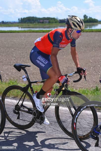 100th Tour of Italy 2017 / Stage 14 Vincenzo NIBALI / Castellania OropaBiella 1142m / Giro /