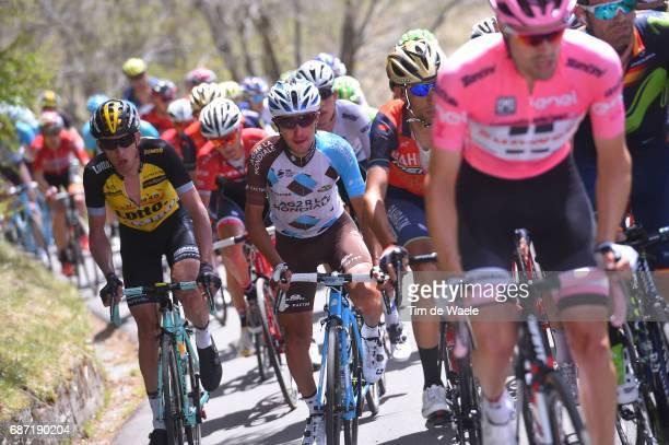 100th Tour of Italy 2017 / Stage 16 Vincenzo NIBALI / Domenico POZZOVIVO / Rovetta Bormio / Giro /