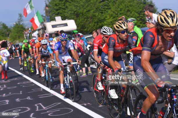 100th Tour of Italy 2017 / Stage 19 Manuele BOARO / Vincenzo NIBALI / Bauke MOLLEMA / Thibaut PINOT / Domenico POZZOVIVO / San Candido / Innichen...