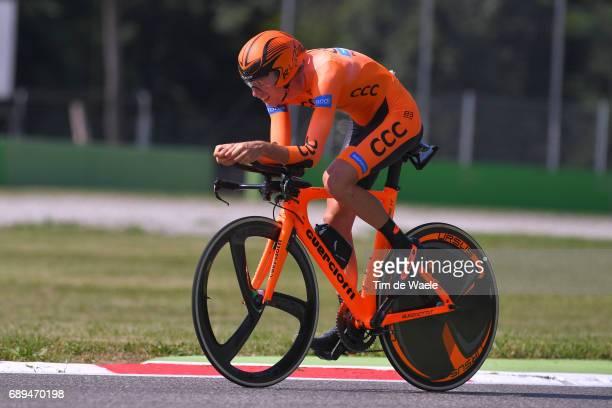 100th Tour of Italy 2017 / Stage 21 Jan HIRT / MonzaAutrodromo Nazionale MilanoDuomo / Individual Time Trial / ITT / Giro /