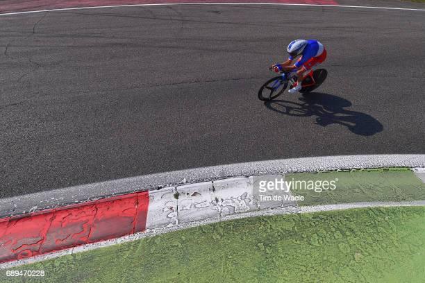100th Tour of Italy 2017 / Stage 21 Thibaut PINOT / MonzaAutrodromo Nazionale MilanoDuomo / Individual Time Trial / ITT / Giro /