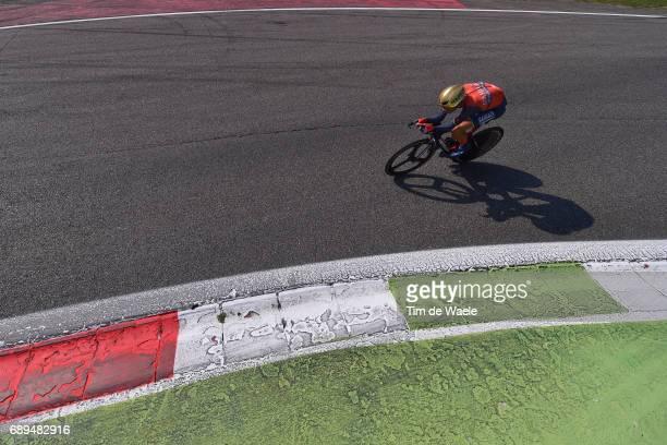 100th Tour of Italy 2017 / Stage 21 Vincenzo NIBALI / MonzaAutrodromo Nazionale MilanoDuomo / Individual Time Trial / ITT / Giro /