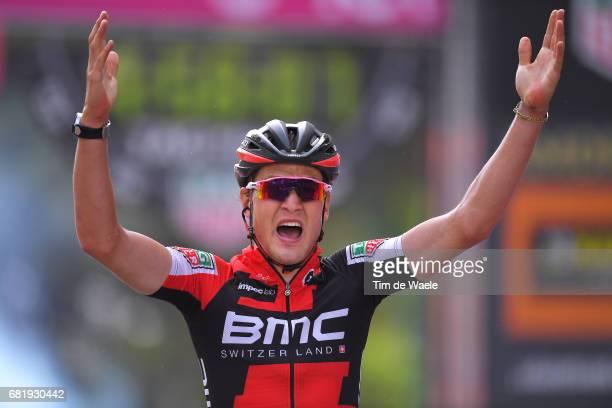 100th Tour of Italy 2017 / Stage 6 Arrival / Silvan DILLIER Celebration / Reggio Calabria Terme Luigiane / Giro /