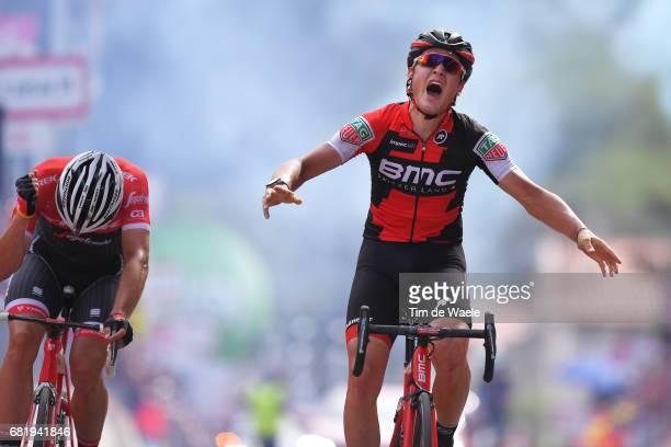 100th Tour of Italy 2017 / Stage 6 Arrival / Silvan DILLIER Celebration / Jasper STUYVEN Disappointment / Reggio Calabria Terme Luigiane / Giro /