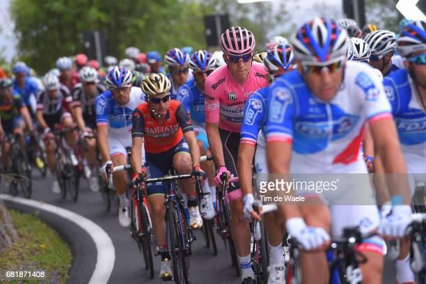 100th Tour of Italy 2017 / Stage 6 Bob JUNGELS Pink Leader Jersey / Reggio Calabria Terme Luigiane / Giro /