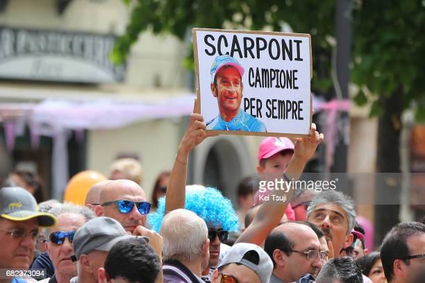 100th Tour of Italy 2017 / Stage 7 Public / Fans / Michele SCARPONI / Castrovillari AlberobelloValle D'Itria / Giro /