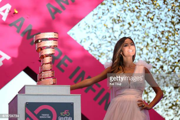 100th Tour of Italy 2017 / Team Presentation Miss / Trophy / Team Presentation / Giro /